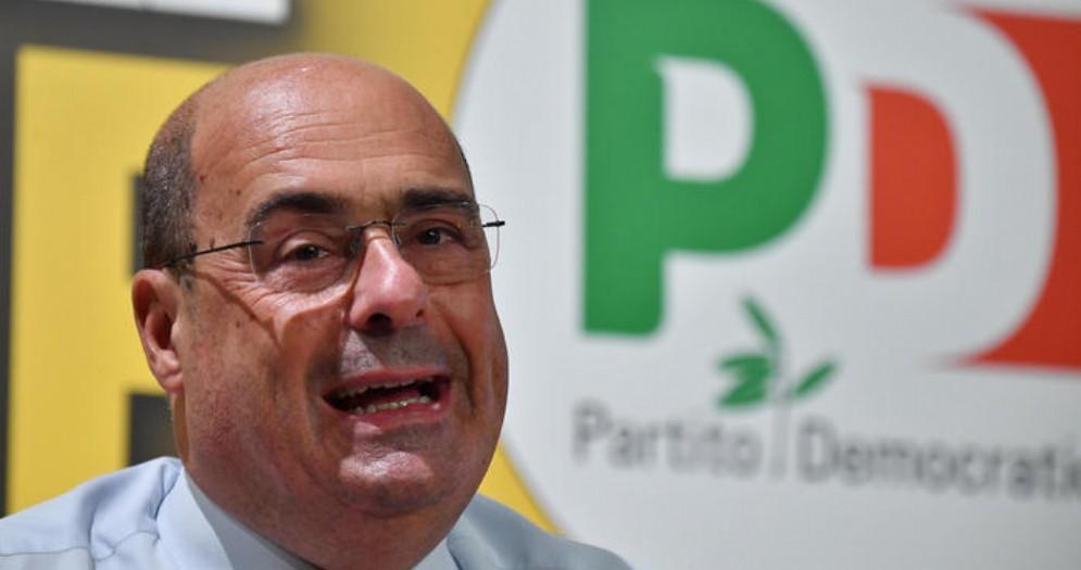 L'ex Segretario del PD, Nicola Zingaretti
