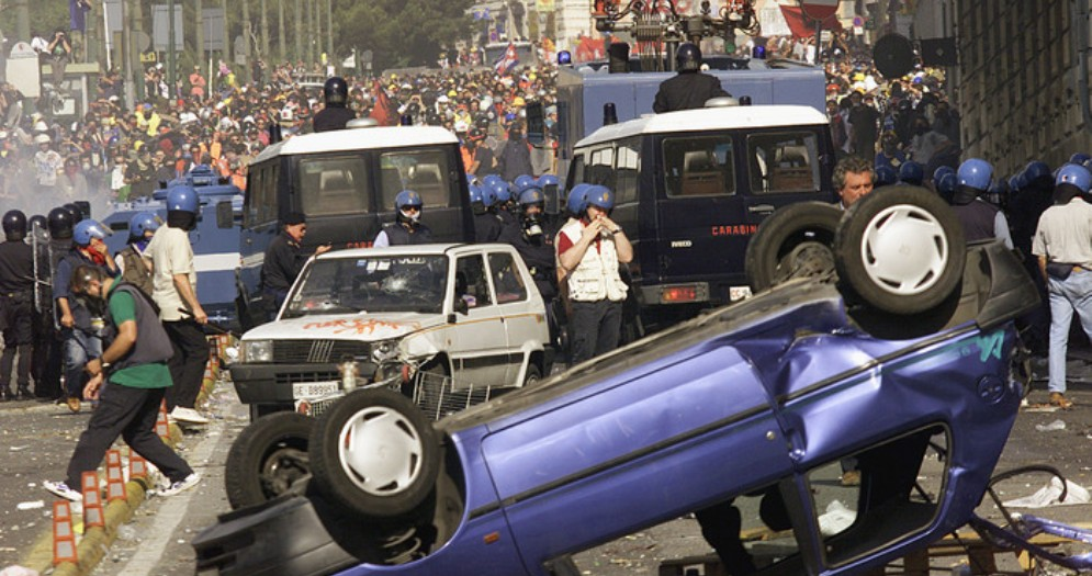 A 20 anni dal G8: a Genova 3 giorni di incontri e manifestazioni