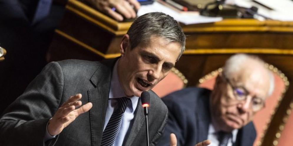 Il Senatore Alberto Airola