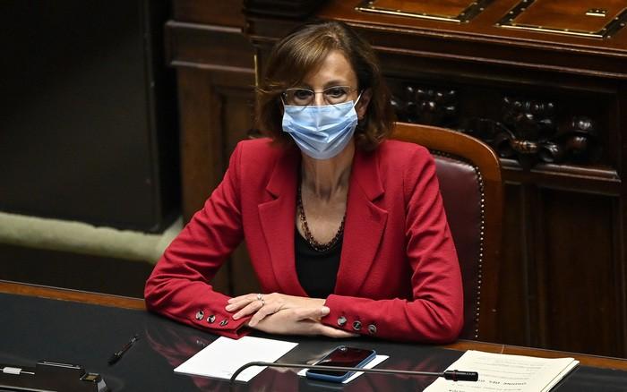 Il Ministro della Giustizia, Marta Cartabria