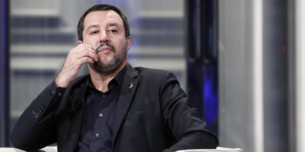 Matteo Salvini, leader della Lega