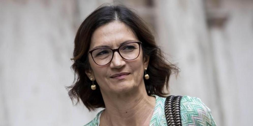Il Ministro per gli Affari Regionali, Maria Stella Gelmini