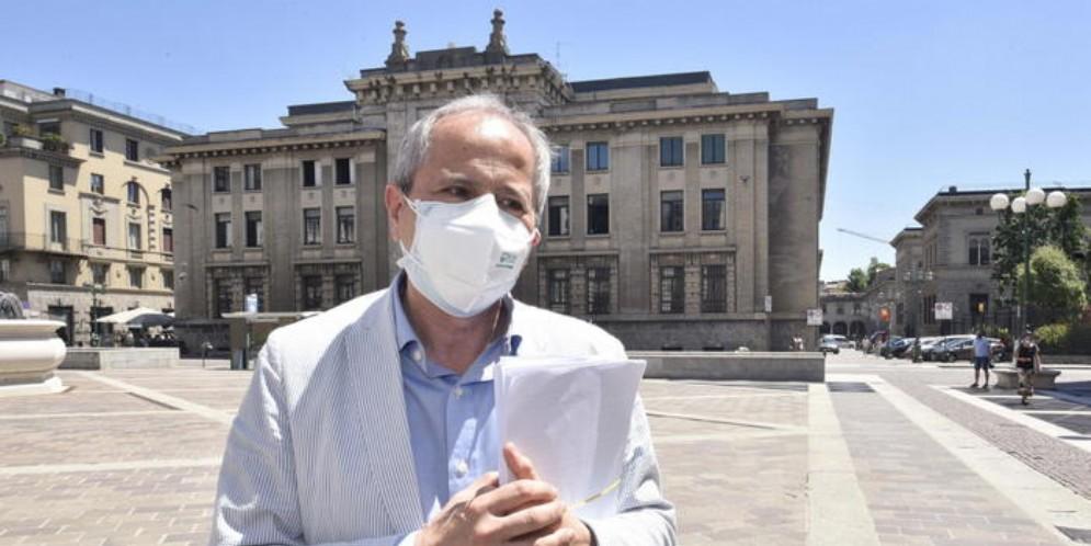 Andrea Crisanti, docente di microbiologia dell'Università di Padova