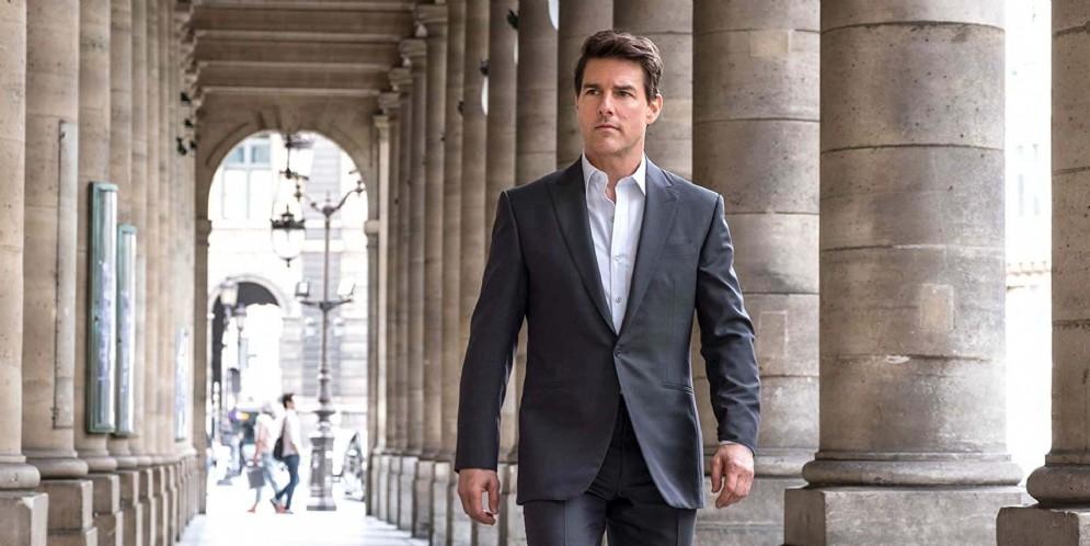 Tom Cruise svela le prime immagini di Mission Imposibile 7