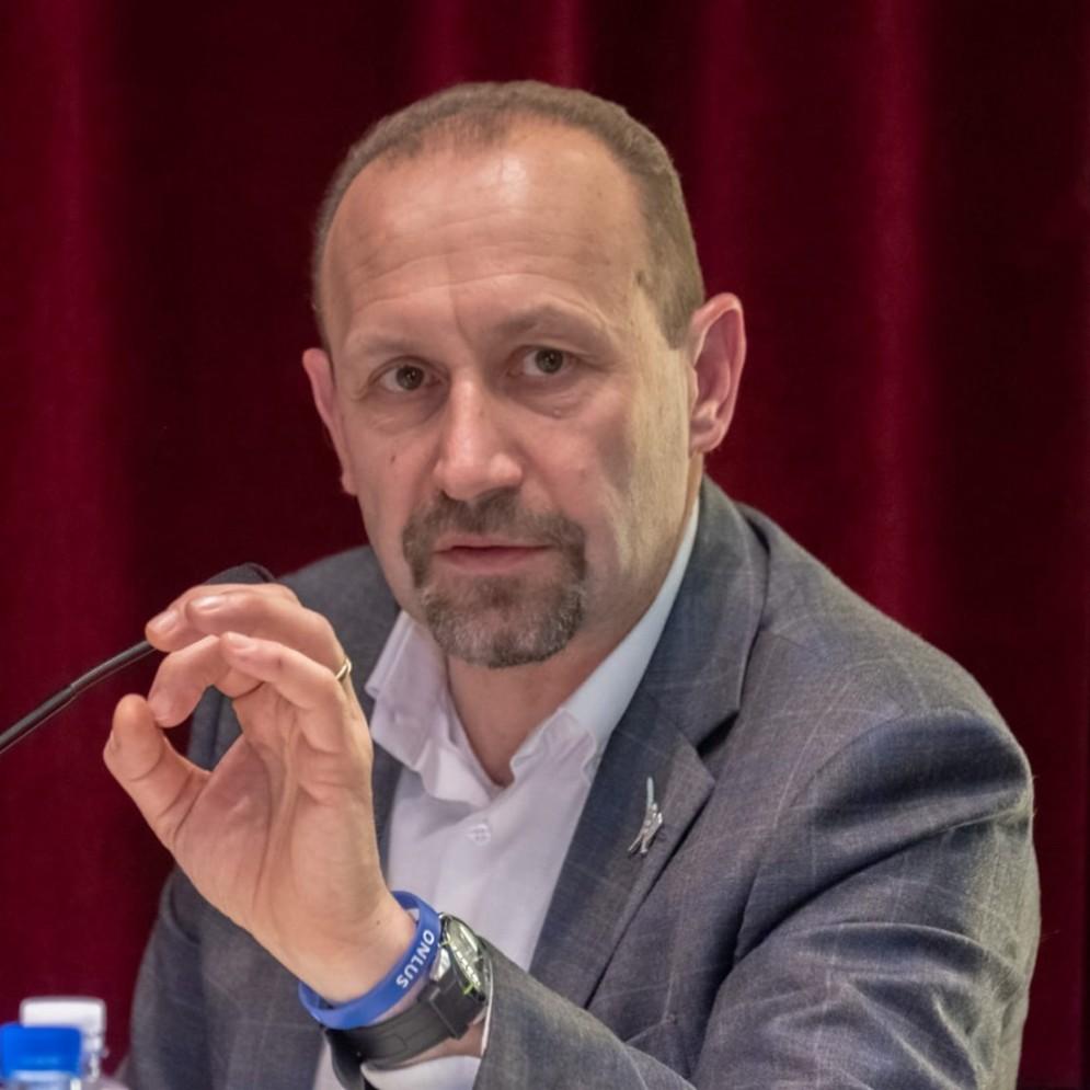 Il senatore Paolo Arrigoni, responsabile del dipartimento Energia della Lega