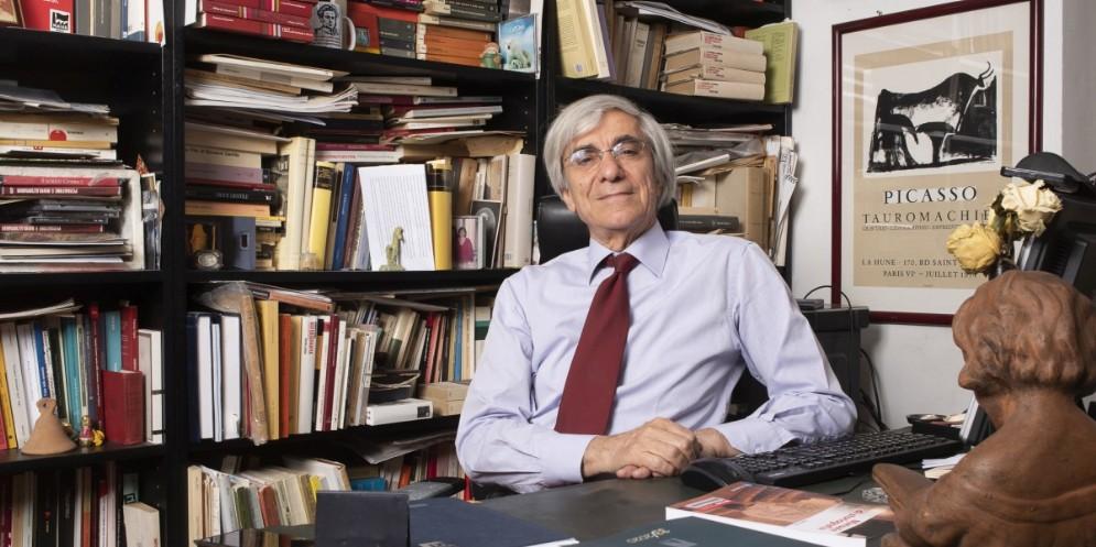 Angelo d'Orsi, candidato sindaco della coalizione delle sinistre