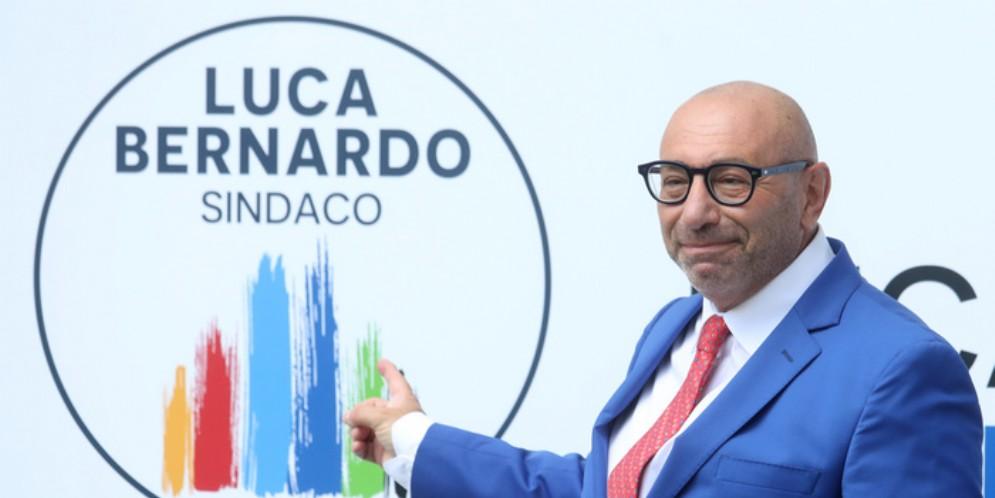 Luca Bernardo, candidato del centrodestra al comune di Milano