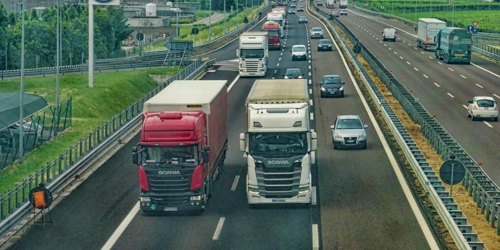 Il valore dei camion nel settore dei trasporti